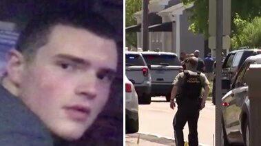 """Enorm polisjakt efter den här mannen: """"Galenskap"""""""