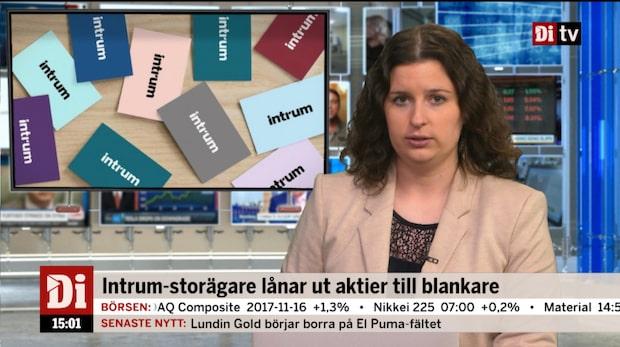 Di Nyheter 15.00 - 17 november 2017