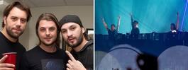 Beskedet: Swedish House Mafia återförenas 2019