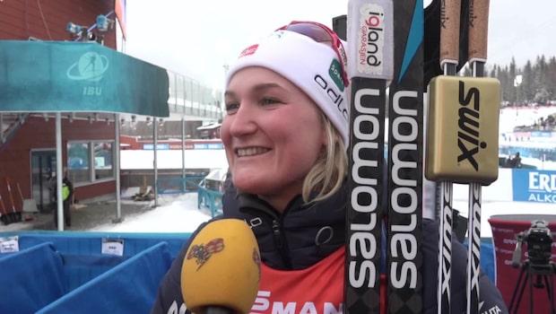 "Röyseland: ""Det är lugnt – kan fira Sverige"""