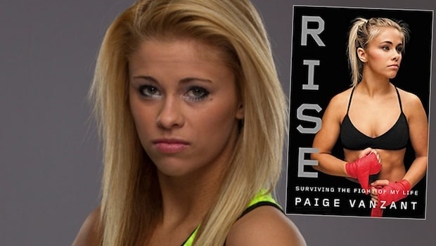 MMA-stjärnan berättar - blev våldtagen som 14-åring