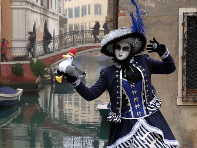 <span>Bästa tiden att uppleva karnevaln är i slutskedet, under finalveckan.</span>