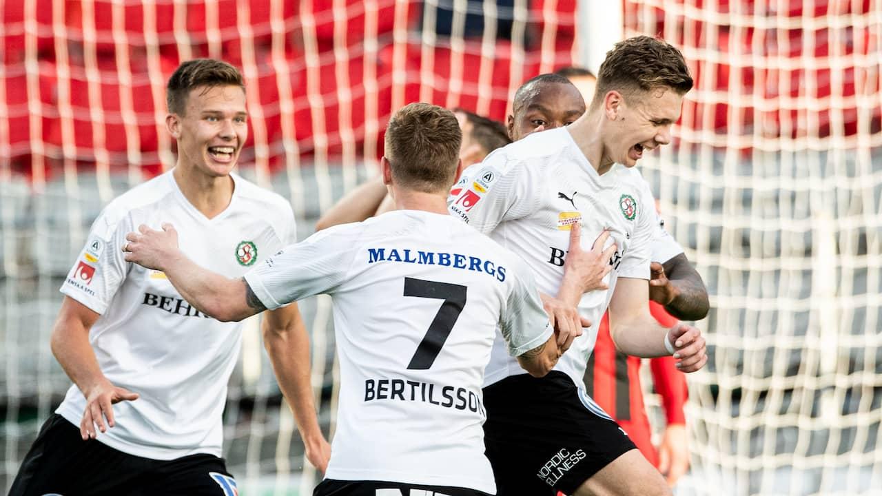 Örebro lyfter från botten – besegrade Östersund