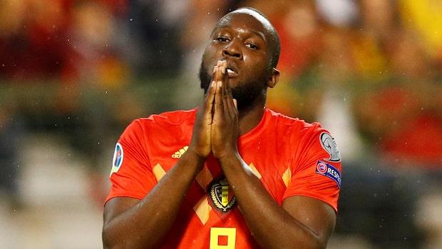 Lukaku vädjar till Manchester United