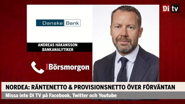 Nordea: Kreditförlusterna blev vinning på 2 MLN euro