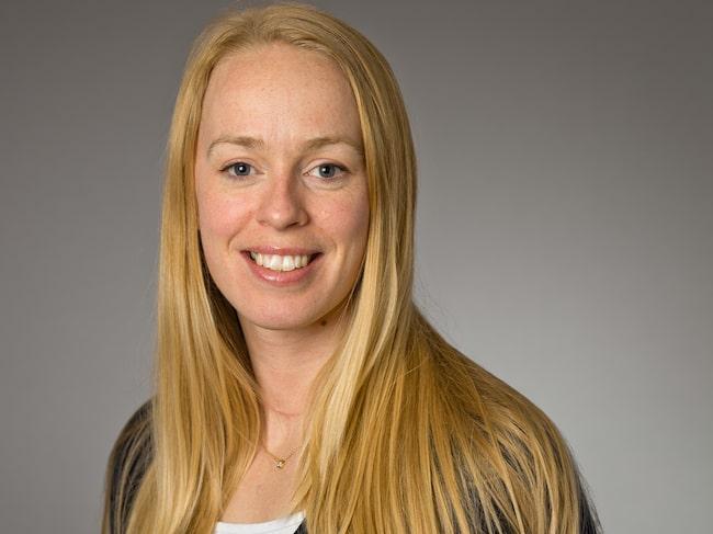 Anna Överby forskar om TBE vid Umeå universitet.