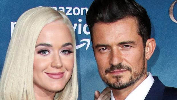 Orlando Blooms erkännande om relationen med Katy Perry