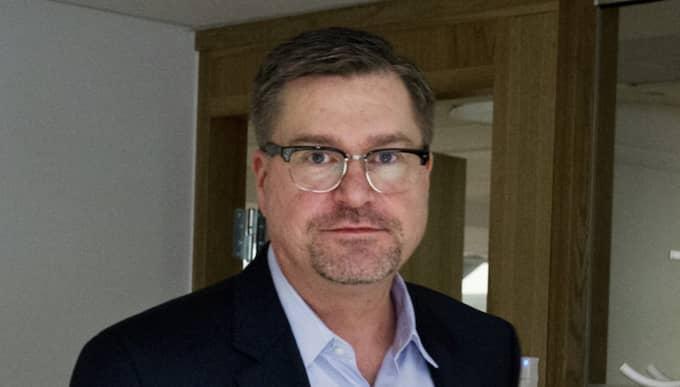 Mikael Sjöberg, generaldirektör på Arbetsförmedlingen. Foto: Lisa Mattisson
