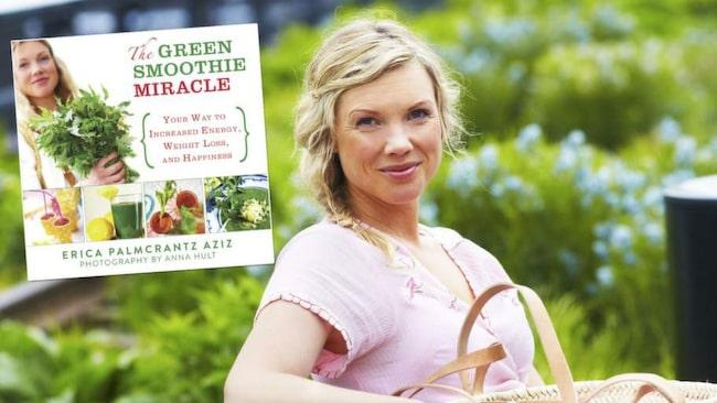 Erica Palmcrantz Aziz är författare, utbildare, föreläsare och aktuell med boken Raw Food by Erica.