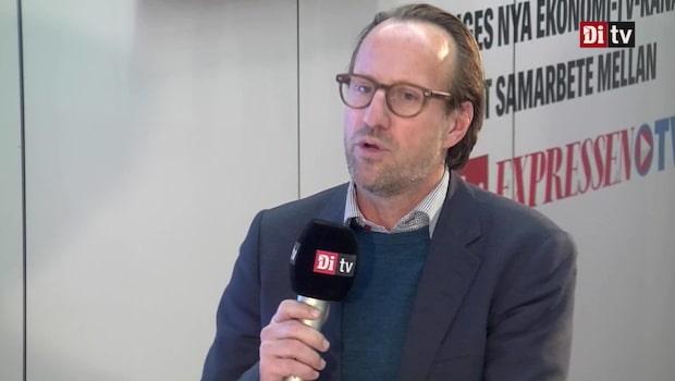 Fredrik Sauter: Huvuddelen är att hjälpa till att förändra livet