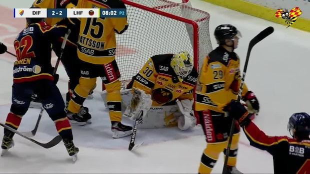 Highlights: Djurgården stoppade Luleås segertåg