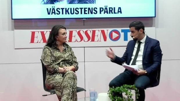 Camilla Läckberg gästar Bokmässan