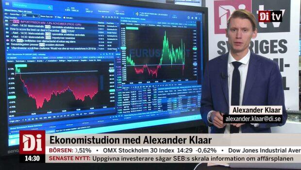 Marknadskoll 14:30 – ECB:s styrränta förblir orörd