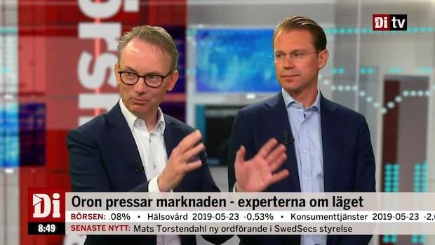 Experterna: Fortsatt skakigt på börsen