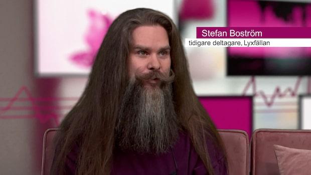 Stefan lade alla sina pengar på smink - så gick det efter Lyxfällan