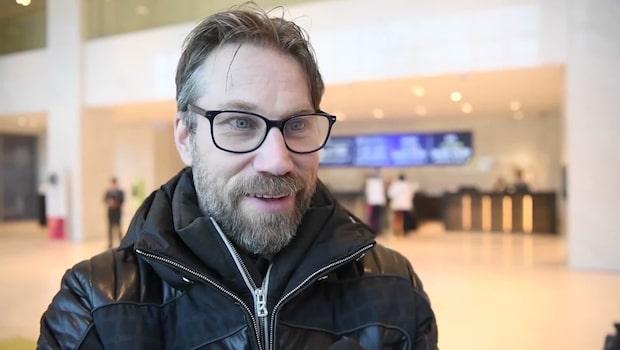 Intervju med Peter Forsberg i Pyeongchang