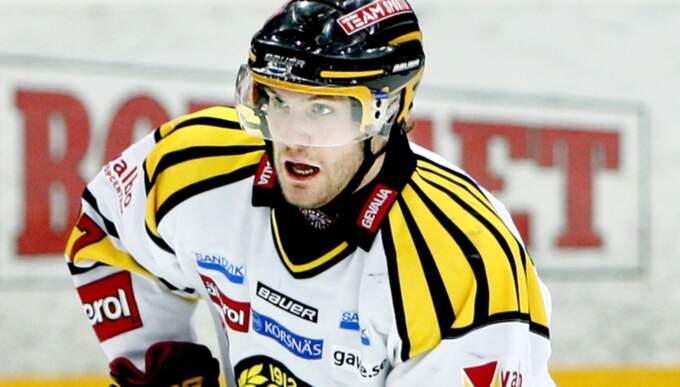 Sundström i Brynäströja. Foto: Mattias Lundin