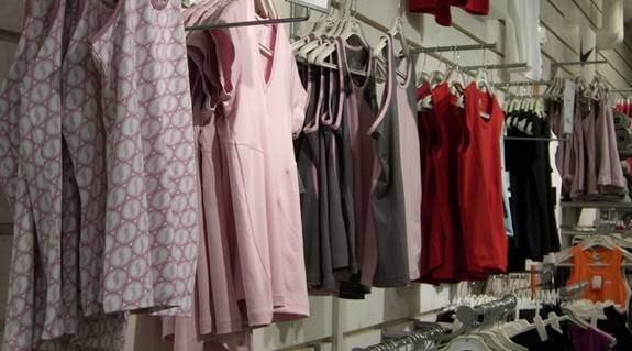 Örebroarna är modemedvetna - inte minst på gymmet. Foto: Bokvist Pierre