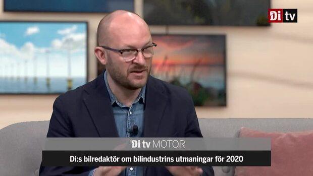 """Bilredaktören om automatisering: """"Sett en tillnyktring i år"""""""
