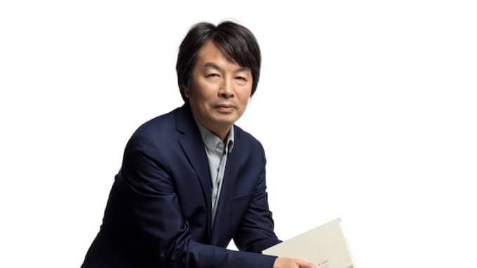 Författaren Liu Zhenyun.