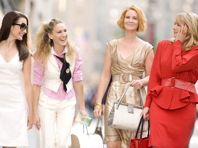 """Nu kan du ta en shoppingtur med Sarah Jessica Parker, som spelade Carrie i den klassiska tv-serien """"Sex and the city""""."""