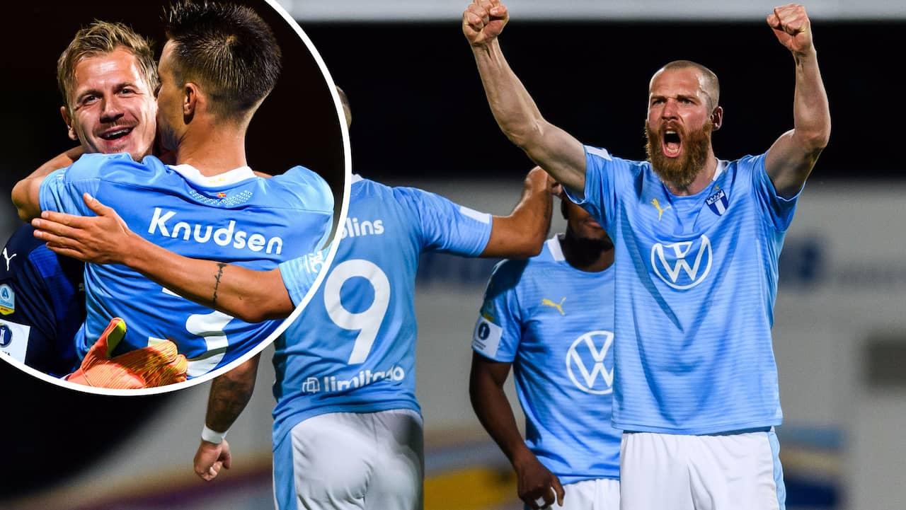Malmö till final – efter straffdrama