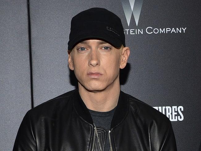"""Men enligt en ny studie tycks Eminems """"Lose Yourself"""" vara extra populär bland psykopater."""