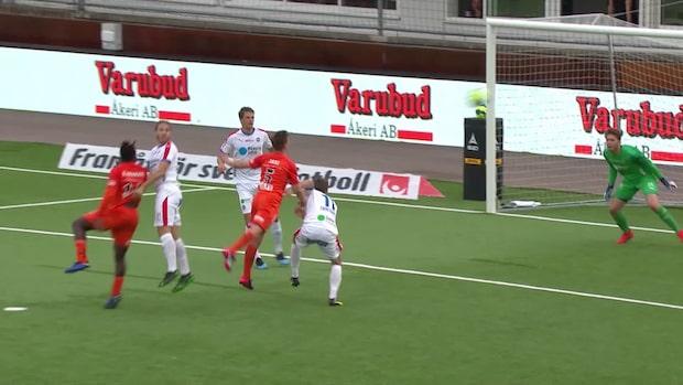 Höjdpunkter: AFC Eskilstuna-Helsingborg