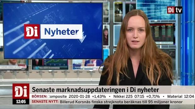 Di Nyheter: Electrolux och Autoliv lyfter i OMXS30