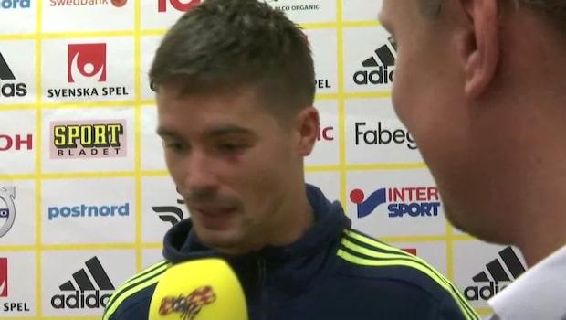 Mikael Lustig vadskadad - men hoppas på spel mot Luxemburg