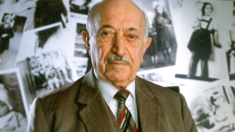 Simon Wiesenthal. Simon Wisenthal Center wants to investigate Google for antisemitic content. Foto: JIM MENDENHALL / AP/ SIMON WIESENTHAL CENTER