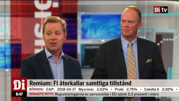 """Lundstedt: """"Har tidigare fått en varning"""""""