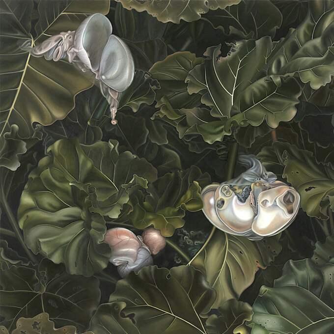 """GÅTFULL.""""Utan titel"""", 2012. (Bilden är beskuren.) Foto: Jean-Baptiste Beranger"""