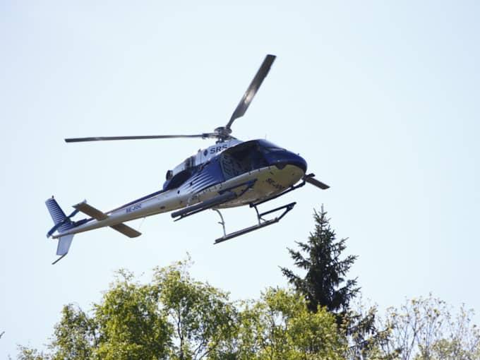 Polisen ville på måndagen inte gå ut med några detaljer kring hur masten fällts. Foto: / FOTO: HENRIK JANSSON