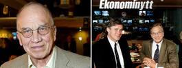 Journalisten Åke Ortmark är död