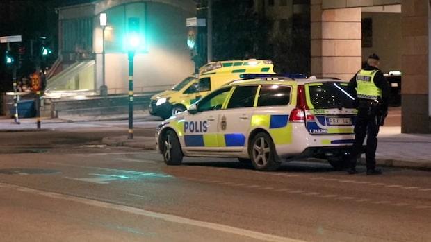 Två personer skadade efter bråk i Stockholm