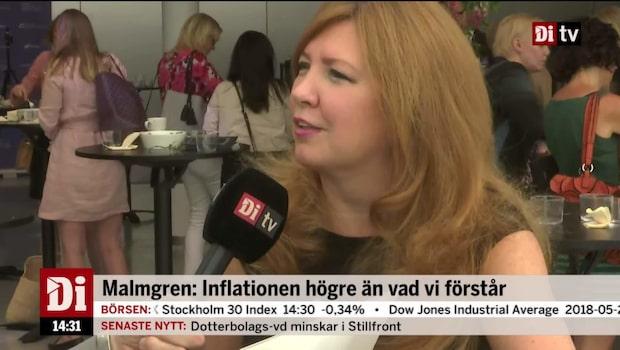 Ekonomistudion 30 maj – Pippa Malmgren ger sin syn på Trump