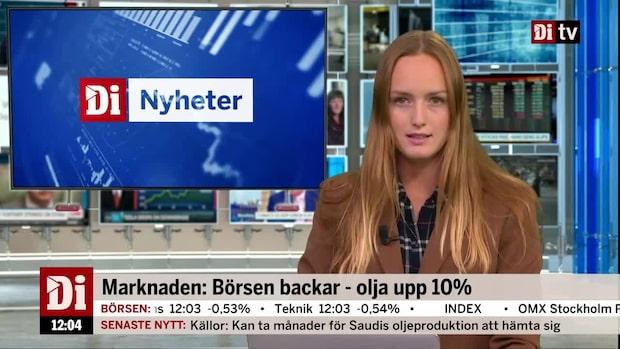 Di Nyheter: Oljebolagen lyfter på börsen - Lundin Petroleum i täten