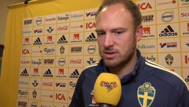 """Andreas Granqvist: """"Det var lite tomt här ute"""""""