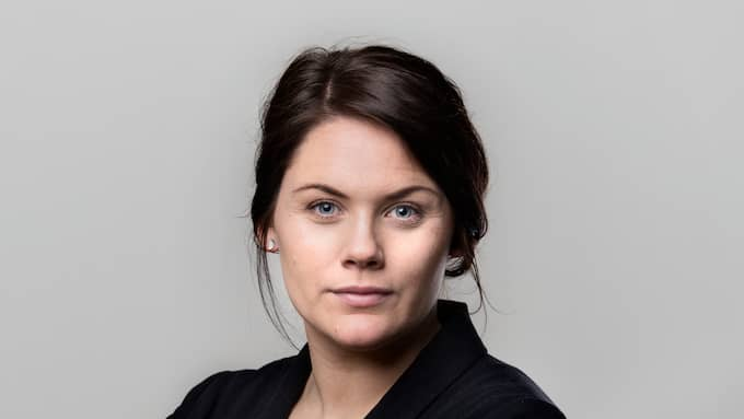 GT:s krönikör Julia Mjörnstedt Karlsten. Foto: ROBIN ARON