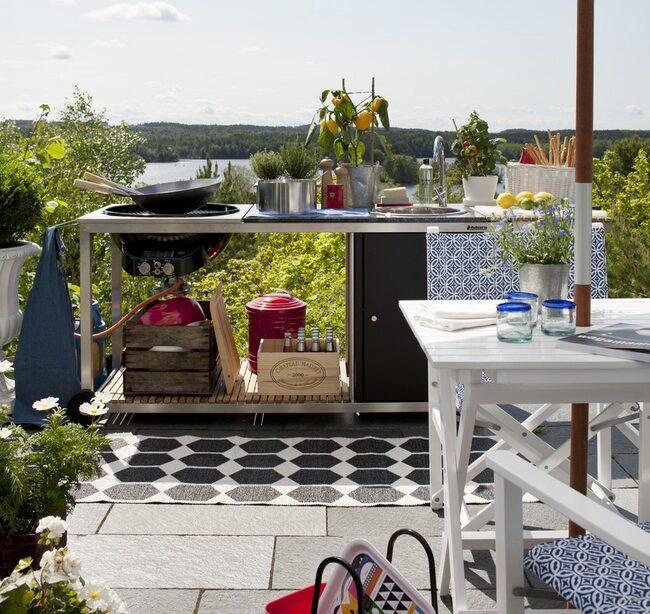Härliga utekök Leva& bo Expressen Leva& bo