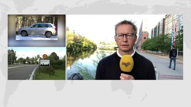 """Magnus Falkehed: """"En kamp mot klockan"""""""