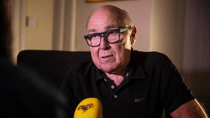 Ingvar Oldsberg gjorde miljonsuccé innan han sparkades från Bingolotto. Foto: HENRIK JANSSON / GT/EXPRESSEN