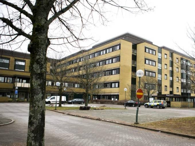 NÄL i Trollhättan. Foto: Lennart Rehnman
