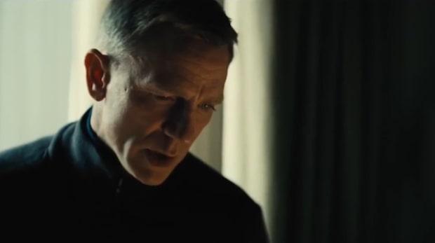 Daniel Craig slutar som James Bond
