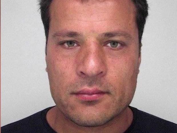 Mordmisstänkte Khader Amiri, 40, gömde sig i Iran