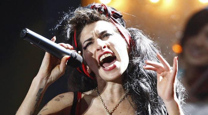 Amy Winehouse gick bort på lördagen. Hon blev 27 år gammal. Foto: Alessia Pierdomenico