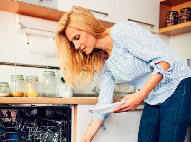 Diskmaskinen underlättar i vardagen både genom att ge mer tid till annat och förebygger onödigt bråk och tjat inom familjen.