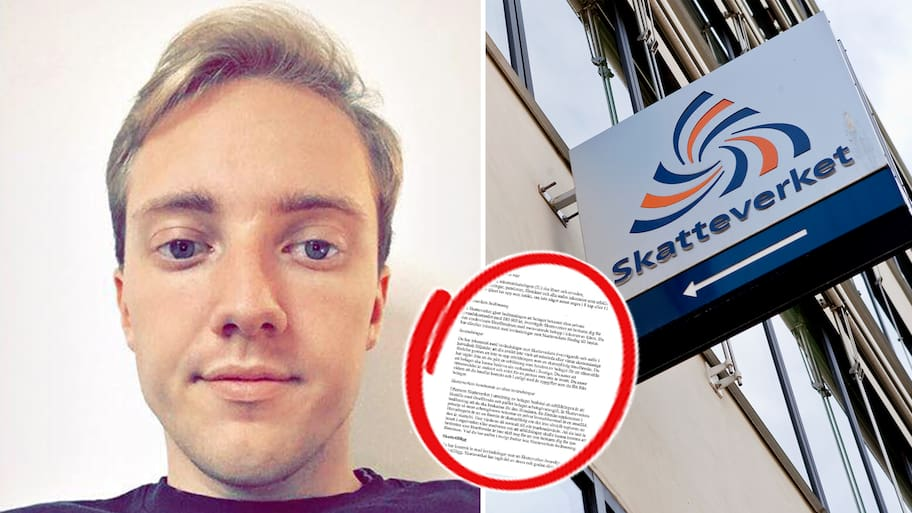 Niklas Ullhag, 22, från Stockholm, började jobba som assistent på