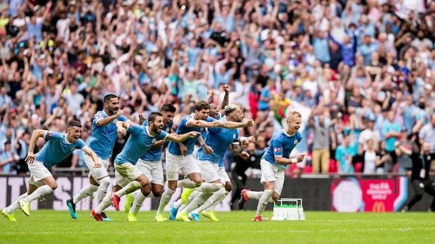 """""""Manchester City vinner igen"""""""